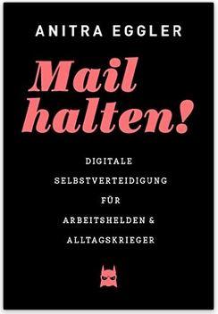 Buchcover Anitra Eggler - Mail halten
