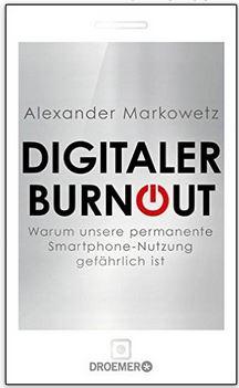 Buchcover Alexander Markowetz - Digitaler Burnout