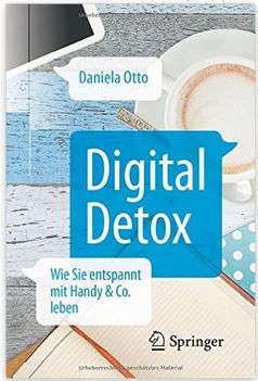 Buchcover Daniela Otto - Digital Detox